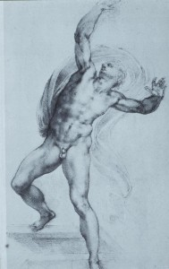 Risen Christ by Michelangelo